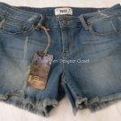 NWT PAIGE Premium Denim cutoff blue jean shorts  29 designer celebrity favorites