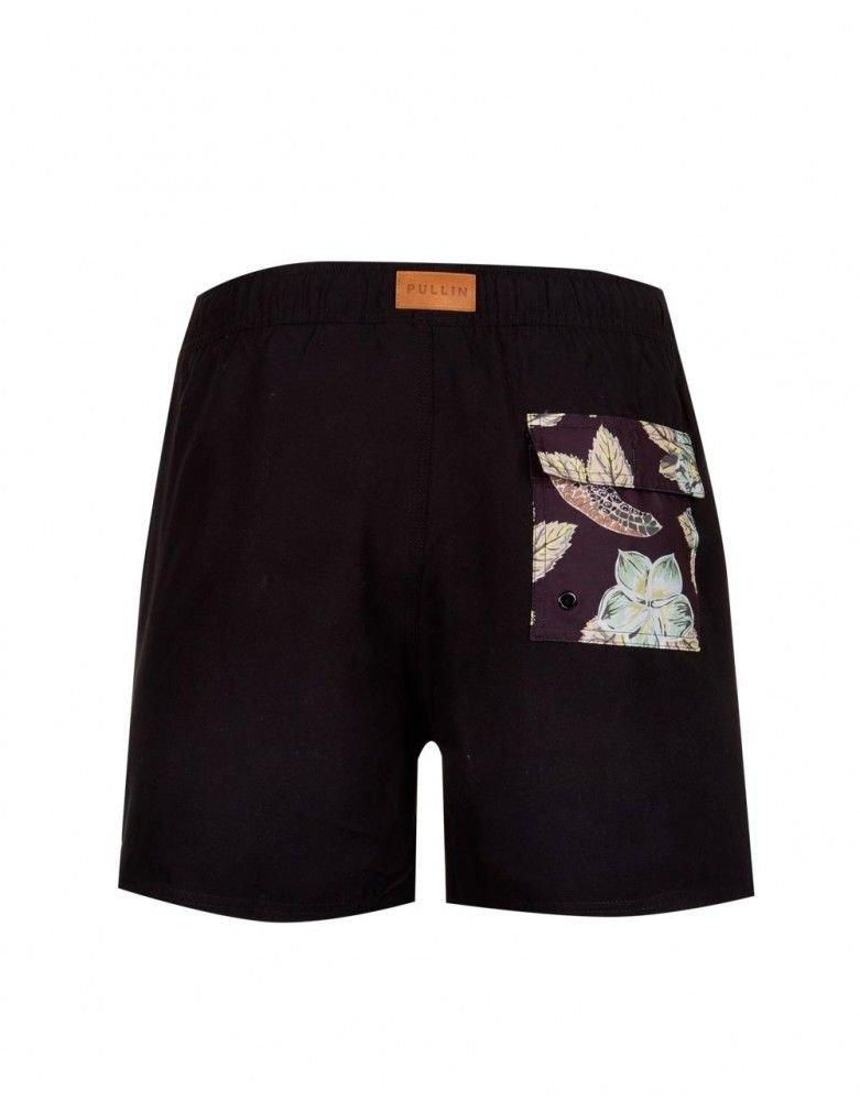 NWT PULLIN Warrior Jack 38 swim trunks board shorts France swimsuit mens pull in