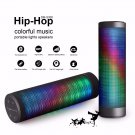 New Products 2017 8W*2 Music Pulse Bluetooth Speaker with LED Light