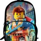 """LEGO Star Wars Batman NINJAGO 02 16"""" Boys Students School Backpack"""
