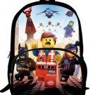 """LEGO Star Wars Batman NINJAGO 04 16"""" Boys Students School Backpack"""