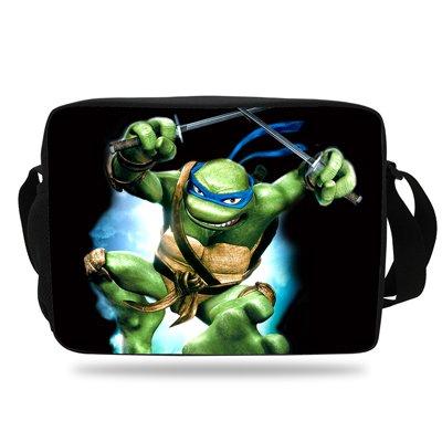 Ninja Turtles 03 Messenger Bag For School Children Boys Girls