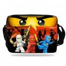lego ninjago 01 Messenger Bag For School Children Boys Girls