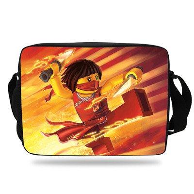 lego ninjago 04 Messenger Bag For School Children Boys Girls