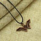 Wonder Woman #03 Logo Pendant Necklace Jewelry Wonder Woman