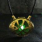 Doctor Strange #01 Glow in Dark Eye Shape necklace jewelry