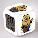 Despicable Me Minion LED Alarm Clock #01