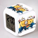 Despicable Me Minion LED Alarm Clock #05