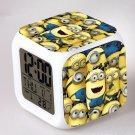Despicable Me Minion LED Alarm Clock #07