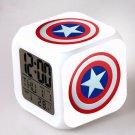 Marvel The Avengers  LED Alarm Clock #11