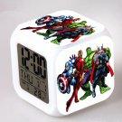 Marvel The Avengers  LED Alarm Clock #16