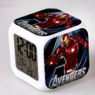 Marvel The Avengers  LED Alarm Clock #18