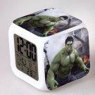 Marvel The Avengers  LED Alarm Clock #23