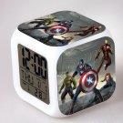 Marvel The Avengers  LED Alarm Clock #25