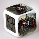 Marvel The Avengers  LED Alarm Clock #26