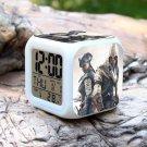 Assassins Creed Blade Led Alarm Clock #31
