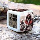 Assassins Creed Blade Led Alarm Clock #34