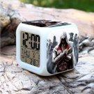 Assassins Creed Blade Led Alarm Clock #37