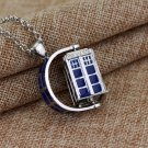 Doctor Who Tardis Police Box #03 Necklace & Pendants Jewelry DR Who Movie