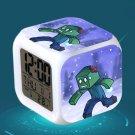 Minecraft Led Alarm Clock #41 Minecraft Cartoon Figures LED Alarm Clock