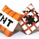 Minecraft TNT #25 Pillow 40cm Birthday Gift