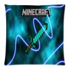 """20""""x20"""" Pillow Case Minecraft #25 Twin Side Cushion Case Bedroom Design"""