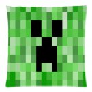 """20""""x20"""" Pillow Case Minecraft #53 Twin Side Cushion Case Bedroom Design"""
