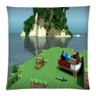 """18""""x18"""" Pillow Case Minecraft #27 One Side Cushion Case Bedroom Design"""