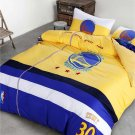 Twin Size Football Warriors Bedding Set Duvet Cover Flat Sheet Pillow Case Cushion Cover