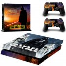 Star Wars The Battlefront New Design E Decal For Play Station 4 Slim Console + 2 Controller
