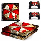 New Assassin Creed Design #21 Decal For Play Station 4 Console + 2 Controller