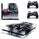 Assassin Creed New Design #10 Decal For Play Station 4 Console + 2 Controller