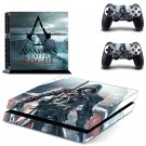 Assassin Creed New Design #13 Decal For Play Station 4 Console + 2 Controller