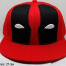 Deadpool Cap Cosplay Cap Marvel Comics canvas snapback caps