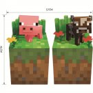 Minecraft Steve #35 Wall Sticker Wall Decals for Decorative Kids Room