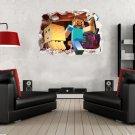 Minecraft Steve #53 Wall Sticker Wall Decals for Decorative Kids Room