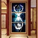 Harry Potter 3 Piece Wall Art Canvas Prints ( Medium 40x60cmx3pcs)