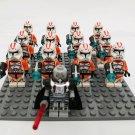 13pcs/lot STAR WARS #08 Kids Mini Toys Block