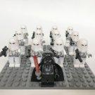 13pcs/lot STAR WARS #12 Kids Mini Toys Block