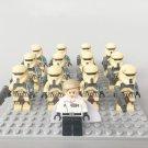 13pcs/lot STAR WARS #24 Kids Mini Toys Block