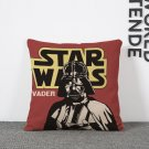 Star Wars #01 Square 18 inches Pillow Case for Home Decor