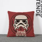 Star Wars #03 Square 18 inches Pillow Case for Home Decor