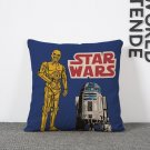 Star Wars #04 Square 18 inches Pillow Case for Home Decor