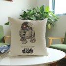 3D Star Wars #20 Cartoon Cushion Cover Case (45cm * 45cm)