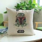 3D Star Wars #22 Cartoon Cushion Cover Case (45cm * 45cm)