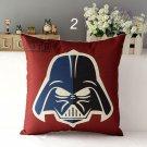 Star Wars #25 Cartoon Cushion Cover Case (45cm * 45cm)