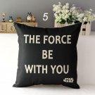 Star Wars #28 Cartoon Cushion Cover Case (45cm * 45cm)