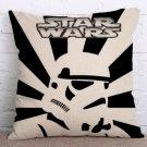 Star War #50 Cartoon Cushion Cover Case (45cm * 45cm)