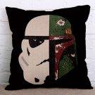 Star Wars #52 Cartoon Cushion Cover Case (45cm * 45cm)