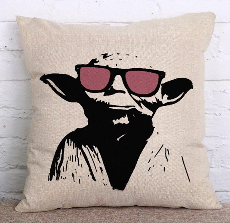 Star Wars #53 Cartoon Cushion Cover Case (45cm * 45cm)